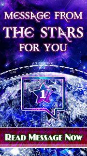 Vertical Psychic Stars Banner astrology
