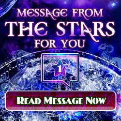 Message from the stars.